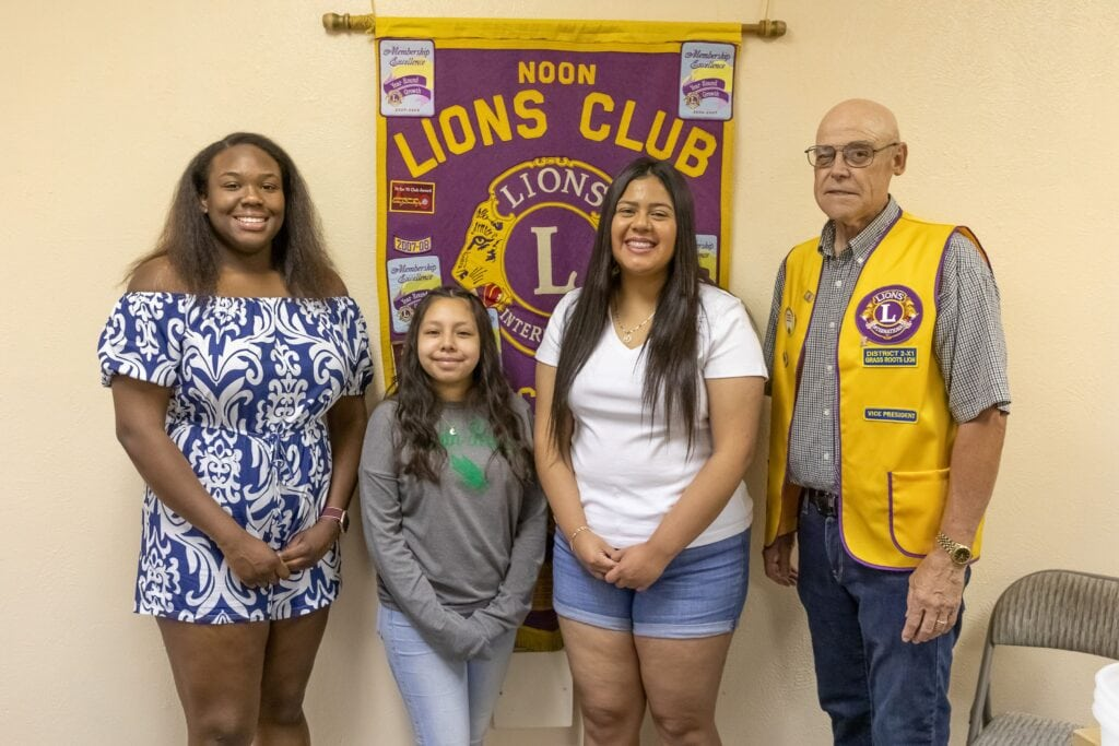 Duncanville Noon Lions Club awards six college scholarships