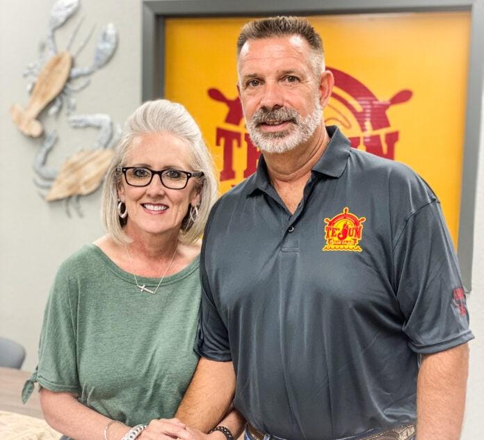 Joe and Tammy Reid