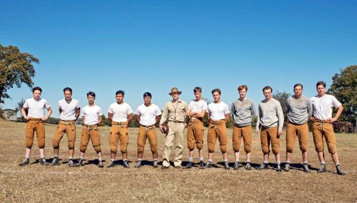 Twelve Mighty Orphans-Behind the Scene