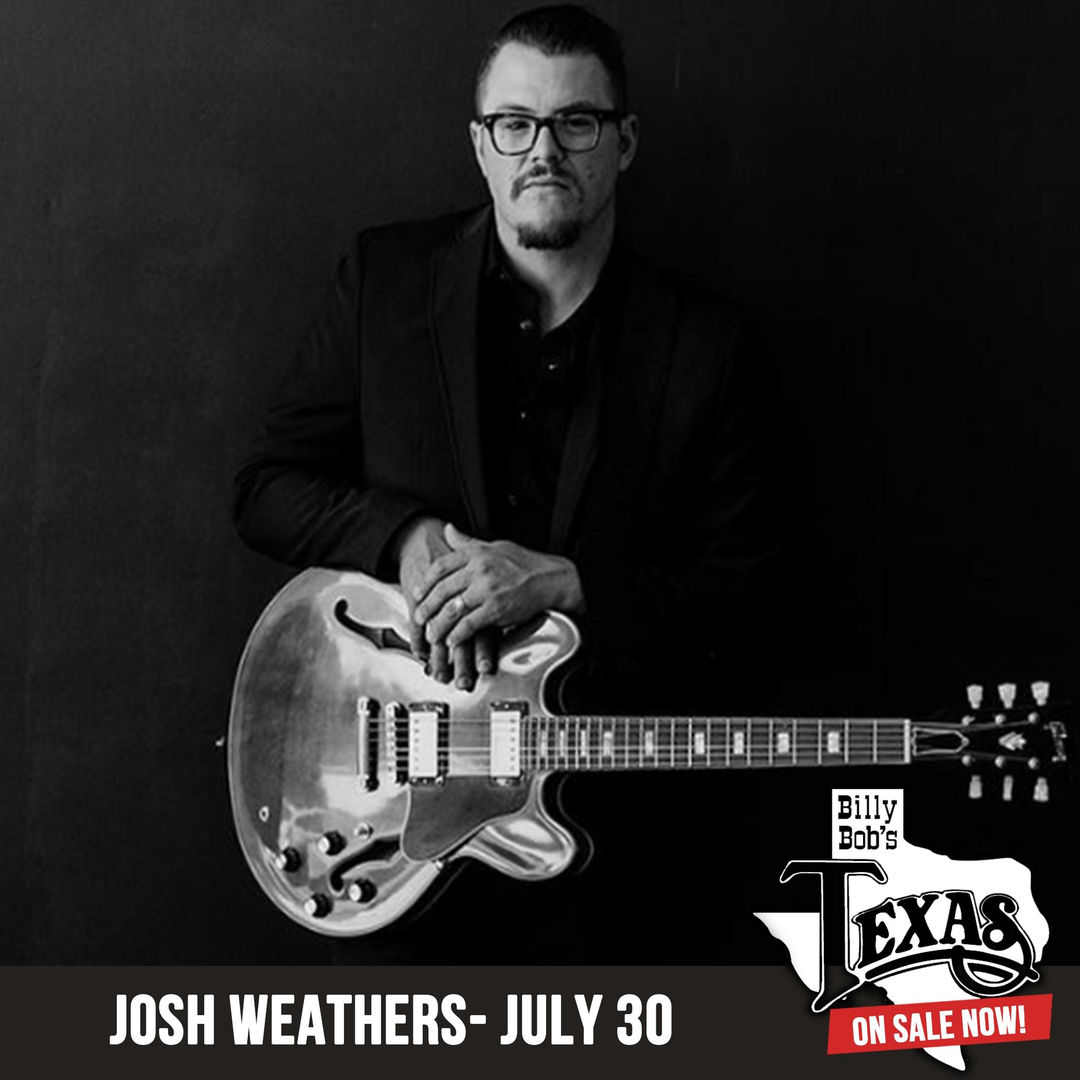 Josh Weathers poster