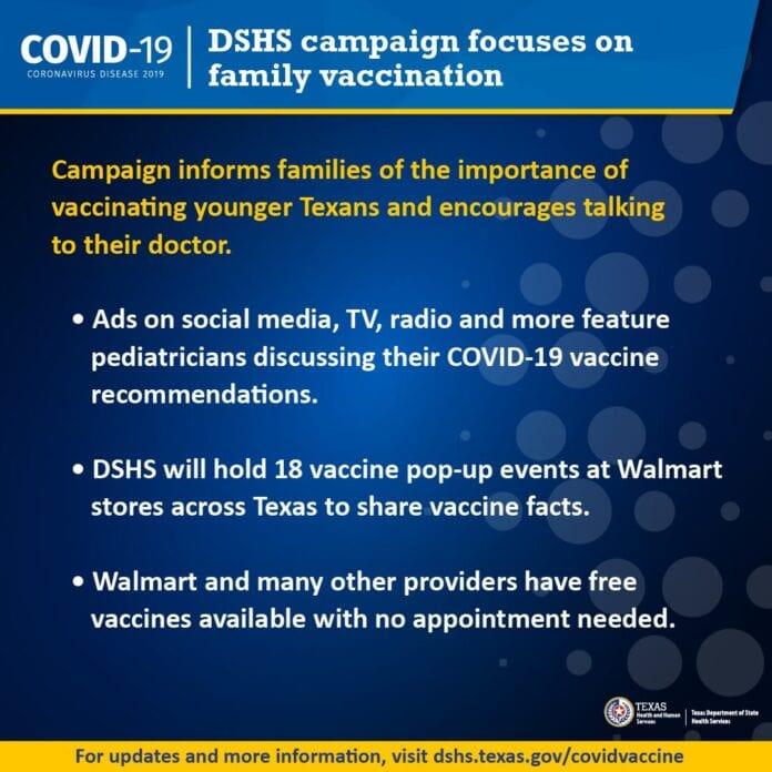 DSHS Covid information