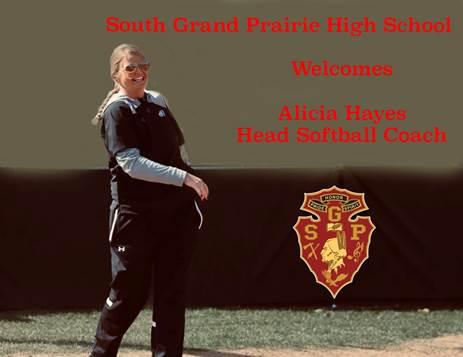 South Grand Prairie Coach Hayes