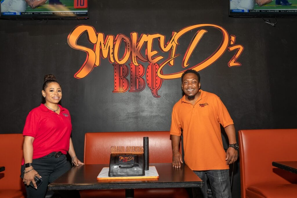 Smokey D'Z BBQ & Catering expands