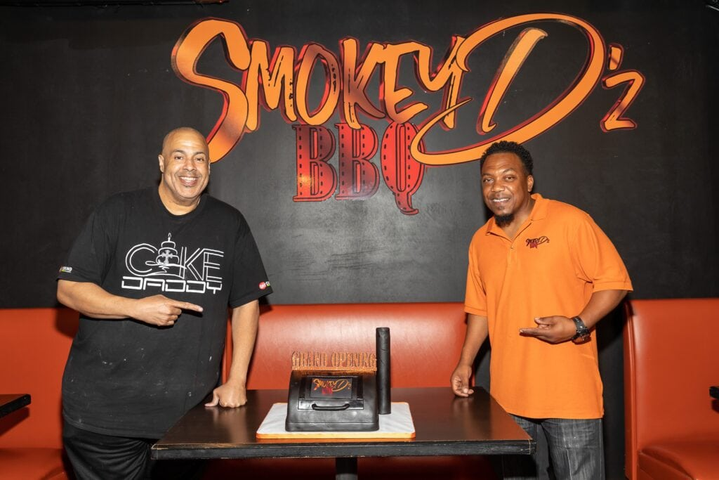 Smokey D'Z BBQ & Catering