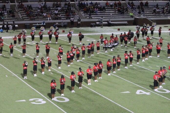 Cedar Hill red army band