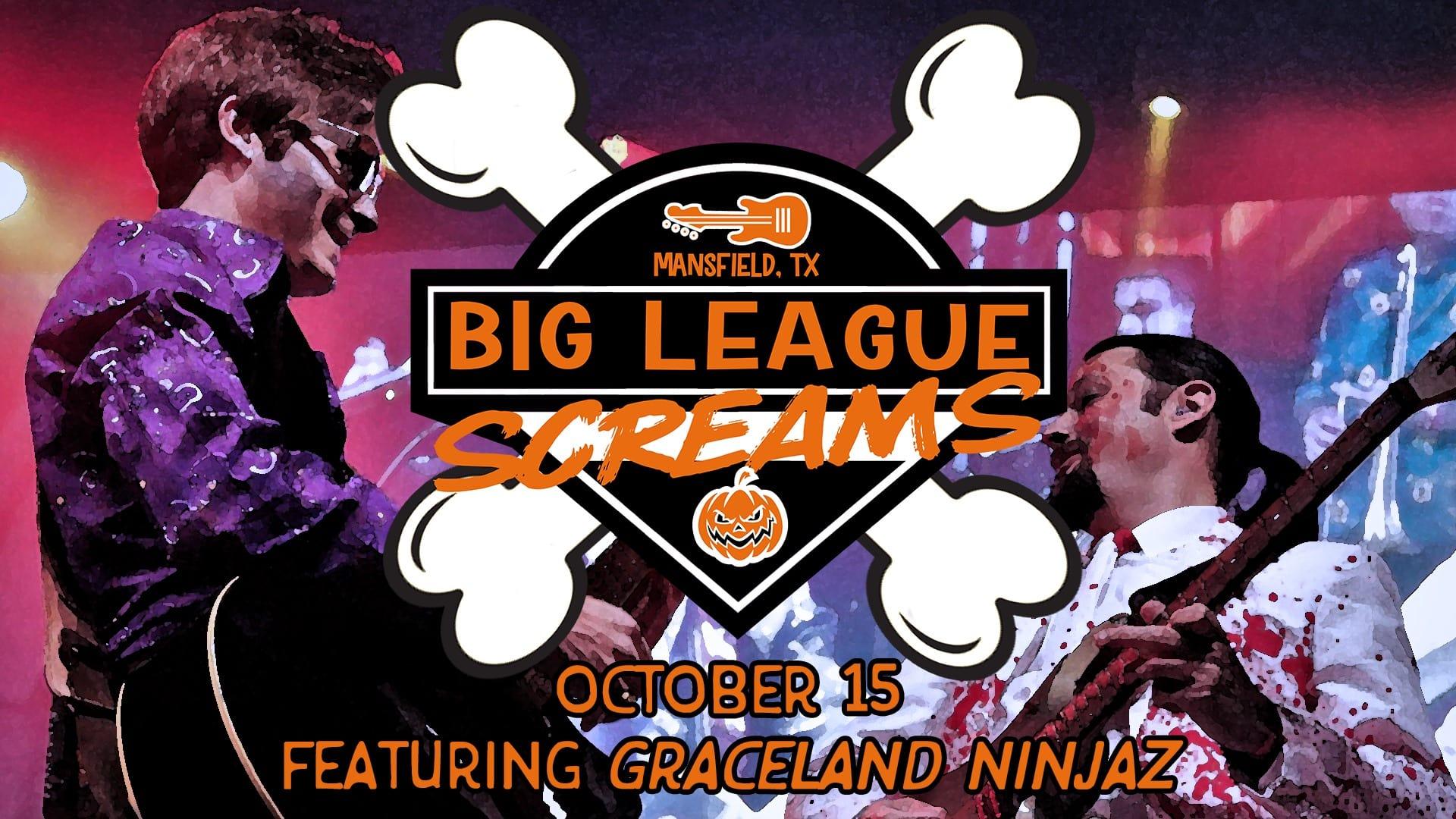 Big League Screams Poster
