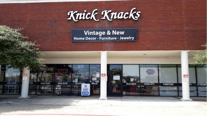 Knick Knacks named best antique store