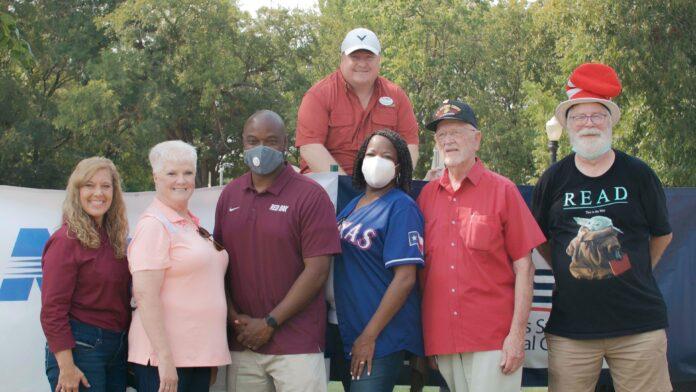Red Oak Hometown heroes