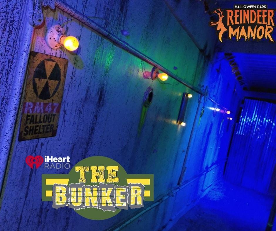 Reindeer Manor The Bunker