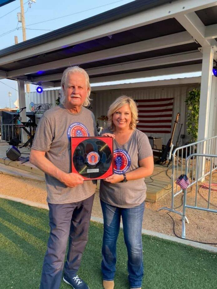 Ron Jensen holding record