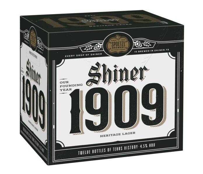 Shiner 1909 twelve pack