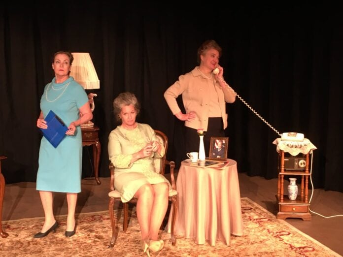 Three for Tea at Duncanville Community Theatre