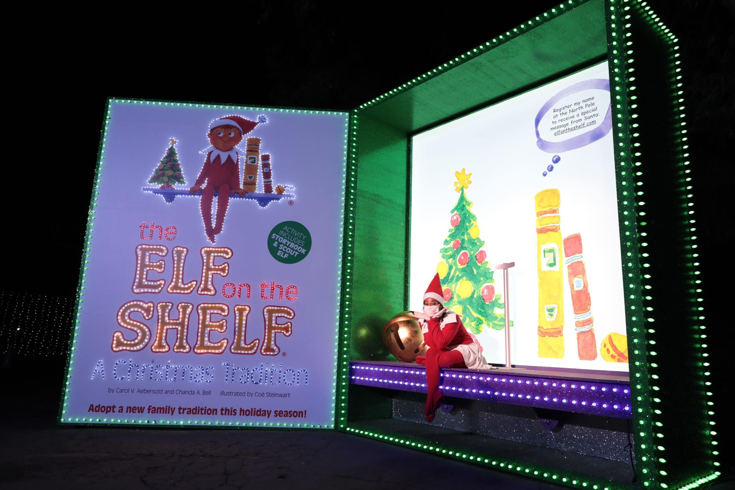 Elf on the Shelf production