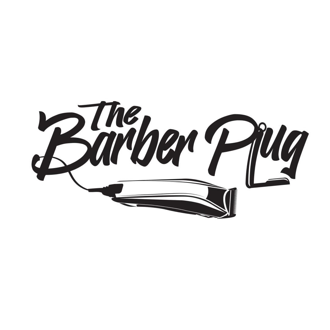 The Barber Plug logo