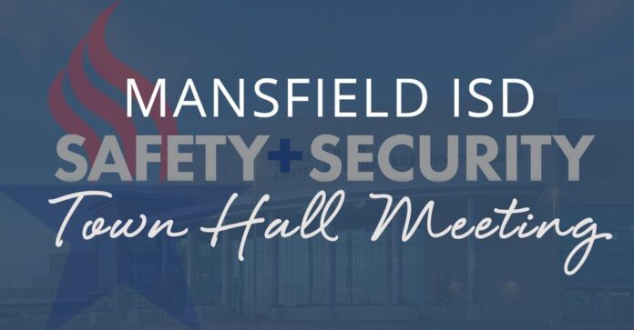 Mansfield ISD safety graphic